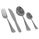 Inflytt Bestickset Silver 24-Delar