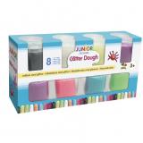 JD Modellera Glitter 8-pack