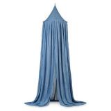 Jollein Sänghimmel Jeansblå
