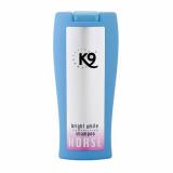 K9 Hästschampo Bright White