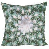 Kaktus Kuddfodral Grön