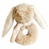 Kanin Mjukisdjur Skallra Brun
