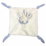 Kanin Snuttefilt Blå