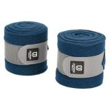 Karlskrona Fleecebandage Blå 4-pack