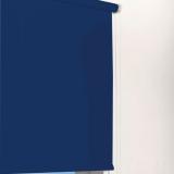 Kirsch Rullgardin Mörkläggande Blå