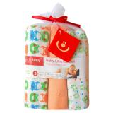 Krabbor Bomullsfilt 3-Pack