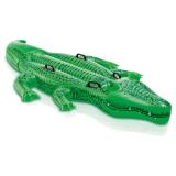 Krokodil Badmadrass Grön