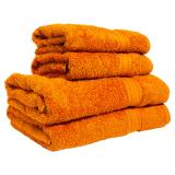 Lord Nelson Kungshamn Frottéset Fairtrade Orange