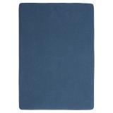 Kuvertlakan Jersey Blå