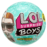 L.O.L Surprise! Boys Character Doll