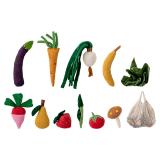 Leksaksmat Grönsaker Bomull