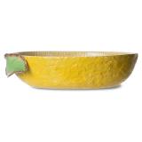Lemon Skål Stor Gul