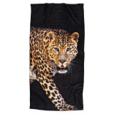 Borganäs Leopard Badlakan Brun