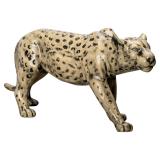 Leopard Prydnad Brun/Svart