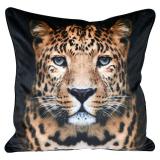 Gilbert Leopard Prydnadskudde Multi