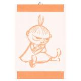 Lilla My Kökshandduk Mumin Orange