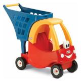 Little Tikes Shoppingvagn Cozy Coupe Röd