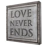 Love Never Ends Tavla Tenn
