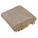Fondaco Lykke Pläd Sand