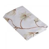 Magnolia Blommig Duk Sand
