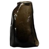 Makalu Vas Mörkbrun