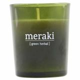 Meraki Doftljus Green Herbal