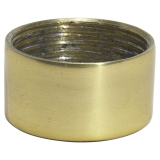 Metallring E27 Guld