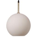 Milla Fönsterlampa Guld/Opal