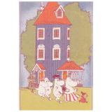 Moomin House Barnfilt Mumin Multi