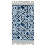 Mosaique Badlakan Blå