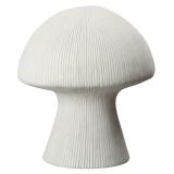 Mushroom Lampa Vit