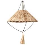 Nest Utsvängd Lampskärm Natur