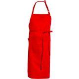 Nightingale Kockförkläde Röd