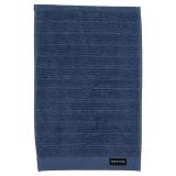 Novalie Rand Handduk Blå