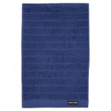 Novalie Rand Handduk Mörkblå