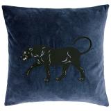 Panther Kuddfodral Sammet Blå