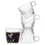 Picknick Kaffekopp Plast 4-Pack