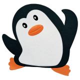 Pingy Halkskydd Svart/Vit 5-Pack