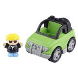 PLAY Jeep Grön Mini