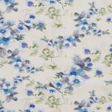 Quebeck Textilvaxduk Blå