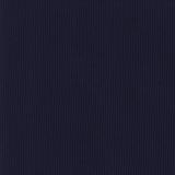 Ribbad Kantklädsel Marinblå