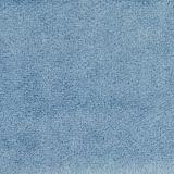 Roma Möbeltyg Sammet Ljusblå
