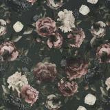 Rosegarden Sammetstyg Rosa