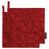 Rosetti Grytlapp Röd