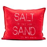 Salt Kuddfodral Röd