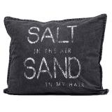 Lord Nelson Victory Salt Kuddfodral Svart