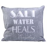 Salt Water Heals Kuddfodral Grå
