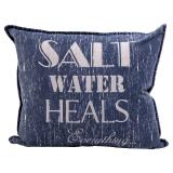 Salt Water Heals Kuddfodral Marin