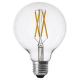Shine LED-lampa Clear Glob