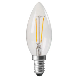 Shine LED-lampa Clear Kronljus